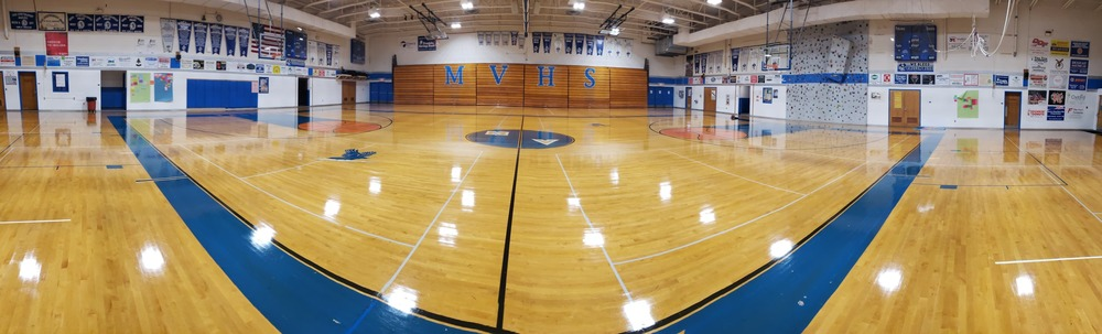 Puiia Gym Refinished