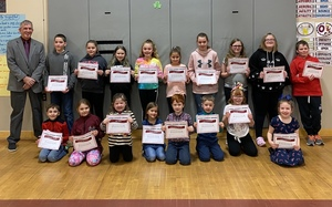 Good Citizens for the month of February