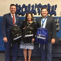 United Way Backpacks