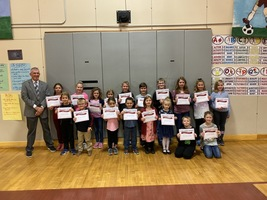 Good Citizens for the Month of September