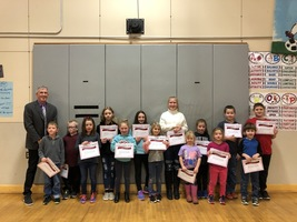 Good Citizens for the Month of November