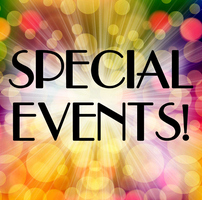 December  16 - 20 Special Events
