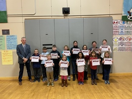Good Citizens for the Month of December