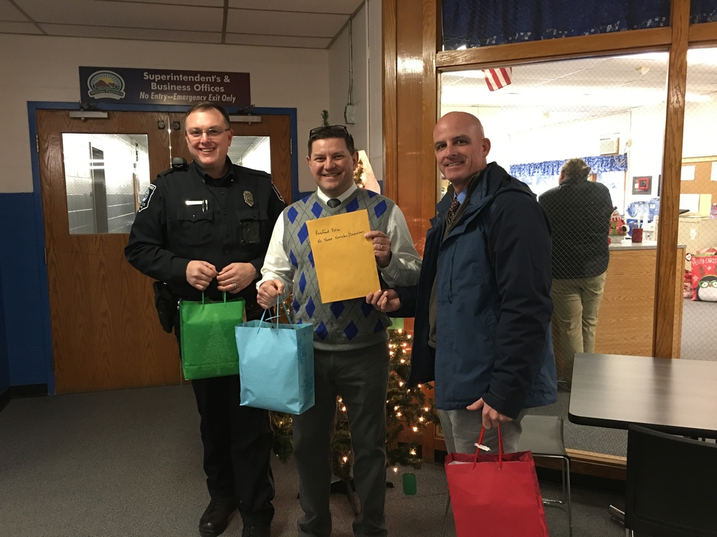 Rumford PD Donation