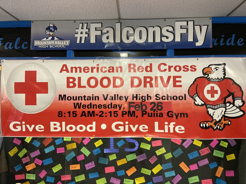 Blood Drive Banner